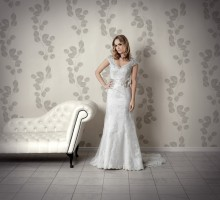 New Bridal Fashions for 2012