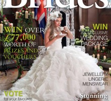 Buxton Wedding Photographer Commissioned by County Brides Magazine