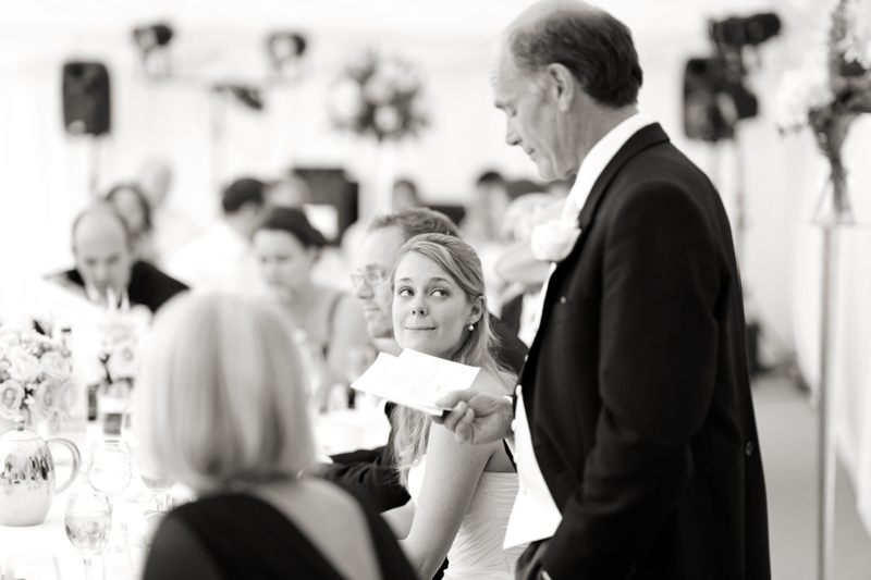 Black and White Wedding Photography by John Mottershaw