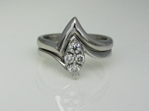 fitted wedding ring